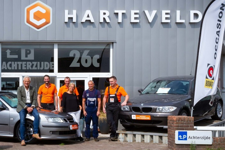 Carteam Autobedrijf Harteveld